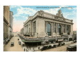Gare Grand Central, New York Posters