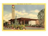 Hotel Flamingo, Las Vegas,  Nevada Affiches