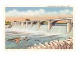 O'Shaughnessy Dam, Columbus, Ohio Posters