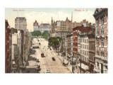 State Street, Albany, New York Kunstdrucke