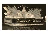 Paramount Float, 1929 Print
