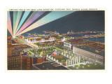 Great Lakes Exposition, Cleveland, Ohio Kunstdrucke