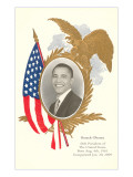 Photo of President Barack Obama Posters