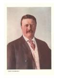 Teddy Roosevelt Kunstdruck