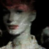 Rouge Fotografie-Druck von Gideon Ansell