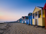 UK, England, Essex, Thames Estuary, Southend, Shoeburyness Photographic Print by Alan Copson