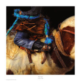 Blue Rope Posters by Karen Kelly