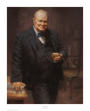 Churchill Prints by Andy Thomas