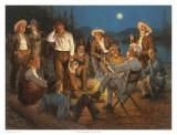 American Storytellers Láminas por Andy Thomas