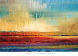 Horizons I Kunstdrucke von Selina Rodriguez