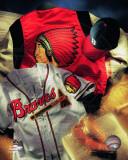 Boston Braves - Boston Braves Cooperstown Collage Photo
