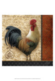 French Rooster II Prints by Abby White