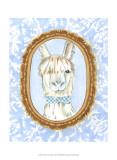 Teacher's Pet - Llama Art by Chariklia Zarris