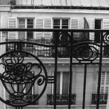 Paris Hotel II Prints by Alison Jerry