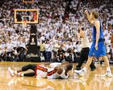 Dallas Mavericks v Miami Heat - Game Two, Miami, FL - JUNE 2: Dirk Nowitzki Photo by Garrett Ellwood