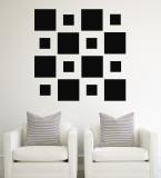 Black Squares Veggoverføringsbilde