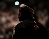Dallas Mavericks v Miami Heat - Game Two, Miami, FL - JUNE 02: LeBron James Foto af Mike Ehrmann
