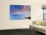 Corbiere Lighthouse, Jersey, Channel Islands, UK Fototapete von Gavin Hellier