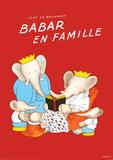家族と一緒のババール 高画質プリント : ジャン・ドゥ・ブリュノフ
