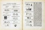 Les Mots et les Images Affiches par Rene Magritte