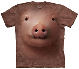 Pig Face Skjortor