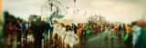 People Celebrating in Coney Island Mermaid Parade, Coney Island, Brooklyn, New York City, New York Fotografisk trykk