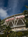 Low Angle View of a Baseball Park, Petco Park, San Diego, California, USA Photographic Print