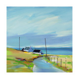 Room With a Northern View Collectable Print by Pam Carter