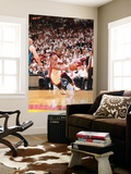 Dallas Mavericks v Miami Heat - Game Six, Miami, FL - June 12: Dwyane Wade and Jason Kidd Wall Mural by Victor Baldizon