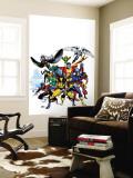Marvel Legends: Arthur Adams TPB Cover: Wolverine Veggmaleri av Arthur Adams