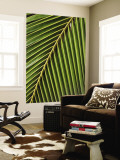 Palm Frond, Westpunt Wall Mural by Holger Leue