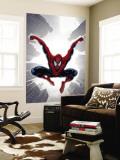 The Amazing Spider-Man No.552 Cover: Spider-Man Veggmaleri av Phil Jimenez