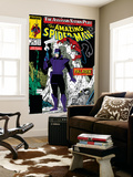 Amazing Spider-Man No.320 Cover: Spider-Man and Paladin Wall Mural by Todd McFarlane