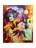 Mardi Gras Images Posters by Diane Millsap