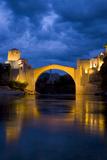 Mostar Bosnia Reproduction photographique par Charles Bowman
