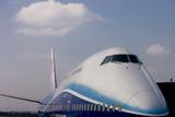 Jumbo Jet Valokuvavedos tekijänä Charles Bowman