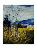 Spring Ardennes 450140 Poster di Pol Ledent