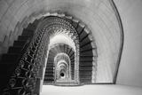 Staircase Perspective Impressão fotográfica por George Oze
