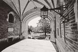 Archway, Blair Hall, Princeton University, NJ Photographic Print by George Oze