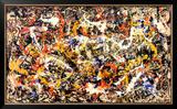 Convergência Arte por Jackson Pollock