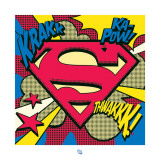 Superman Stampe