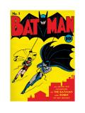 Batman No. 1 Posters