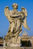 Angel Statue Rome Reproduction photographique par Charles Bowman