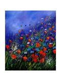 Wild Flowers 789070 Poster di Pol Ledent