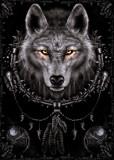 Wolfsträume Kunstdrucke