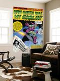 Dark Reign: The Goblin Legacy One-Shot Cover: Green Goblin and Spider-Man Wall Mural by John Romita Sr.
