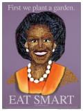 Eat Smart: Michelle Obama Photo