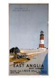 Remember East Anglia Next Summer Giclee-trykk
