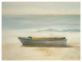 Friedlicher Strand Poster von A. Micher