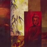 Buddha I Poster von  Verbeek & Van Den Broek